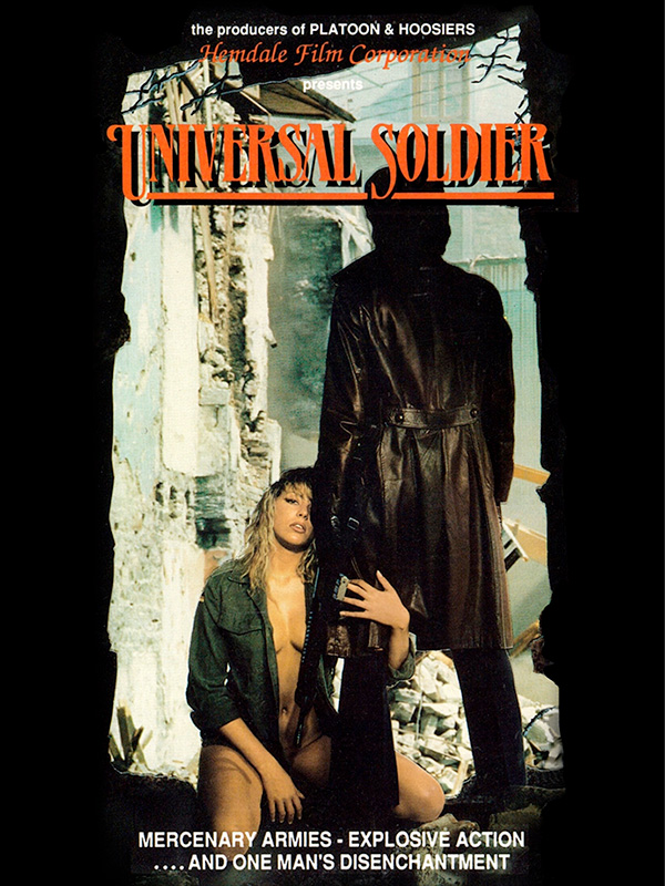Universal Soldier George Lazenby