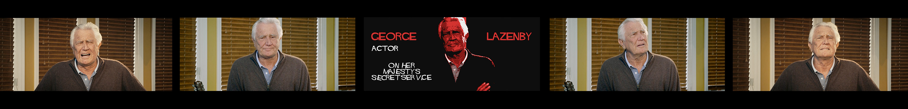 And The Winner Isn't Documentary George Lazenby