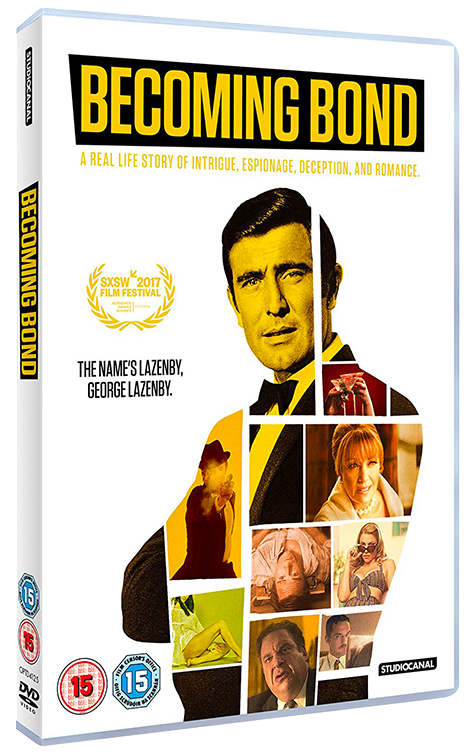 Becoming Bond DVD