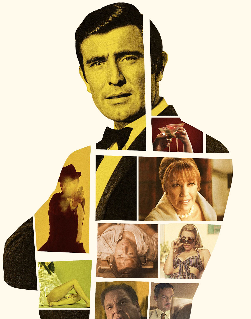 Becoming Bond George Lazenby