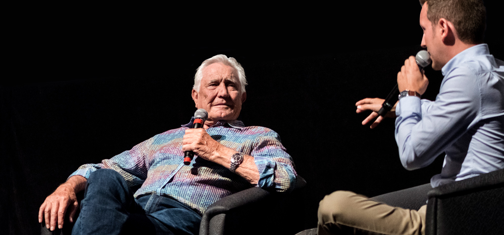 George Lazenby Events and Screenings