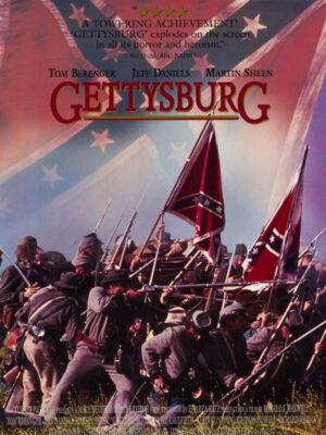 Gettysburg George Lazenby