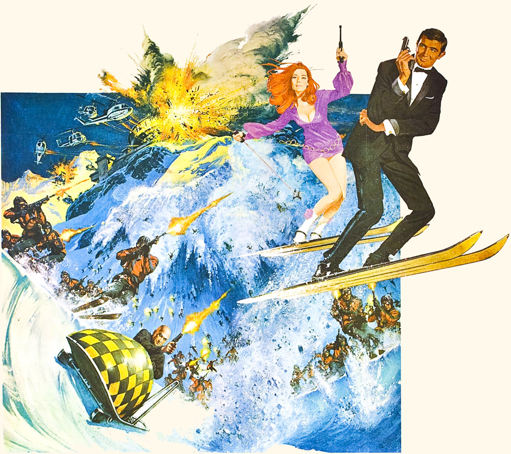 On Her Majesty's Secret Service 1969-2019