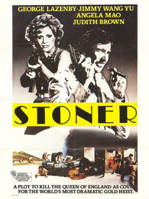 The Stoner movie George Lazenby
