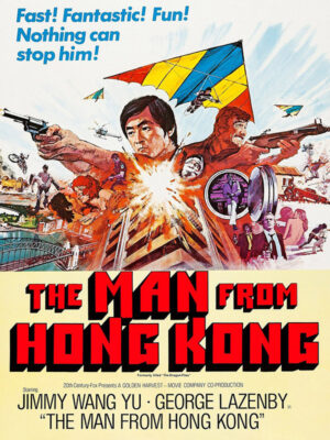 The Man From Hong Kong George Lazenby