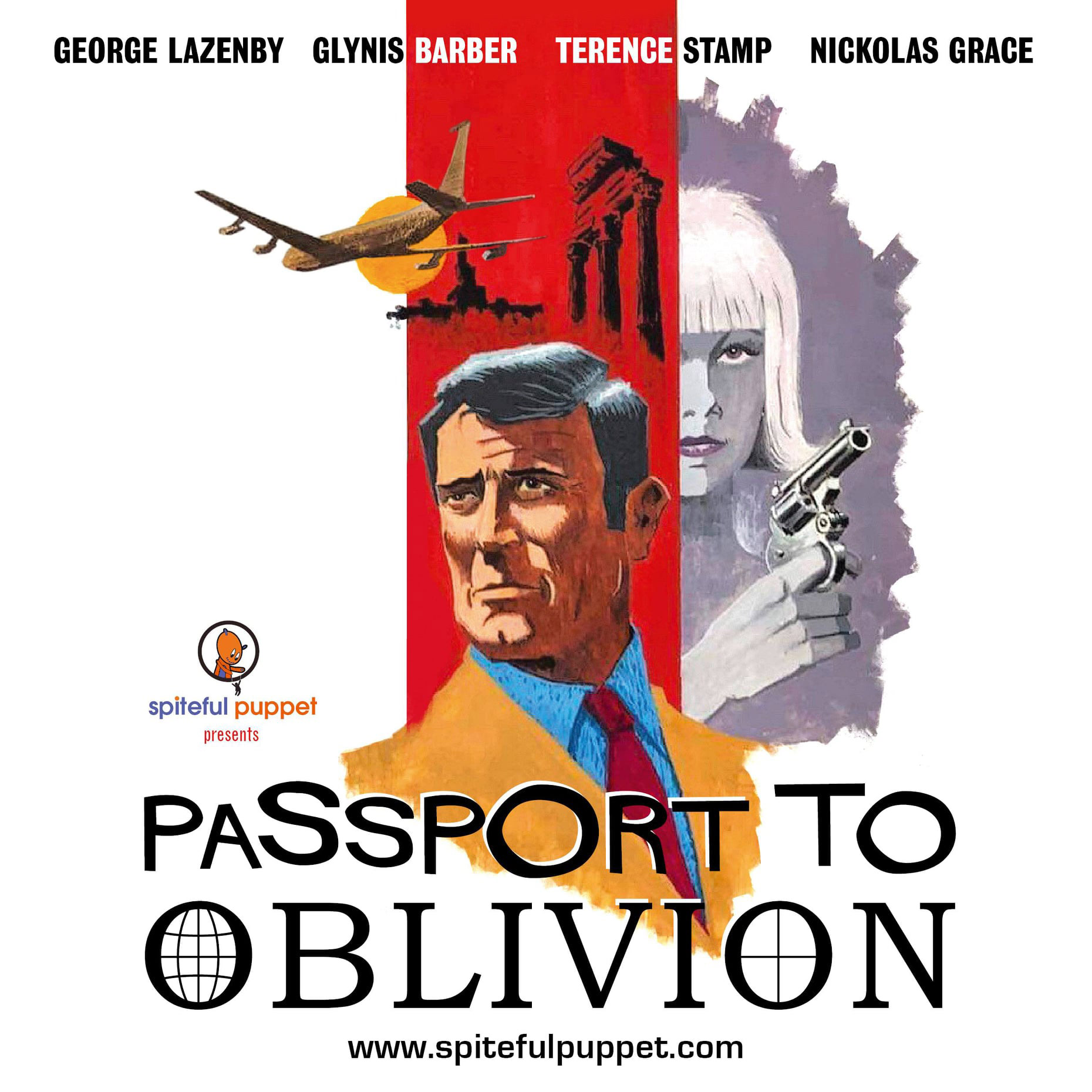 Passport To Oblivion George Lazenby