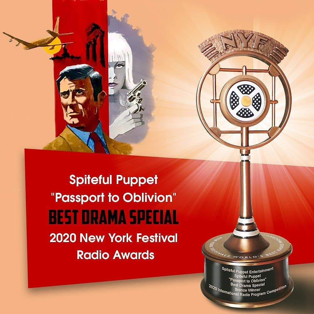 Passport to Oblivion best drama special new york festival
